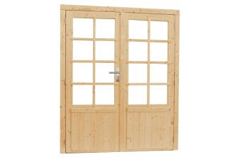 Dubbele deur