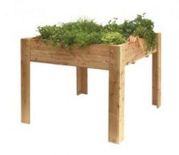 Woodvision Minigarden pootmodel