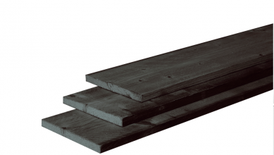 Fijnbezaagde plank douglas 2,2x20,0x500 cm