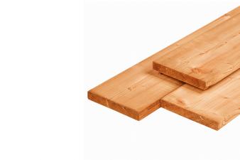 Red Class Wood plank 2.8x19.5x300 cm