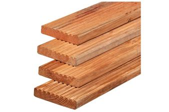 Red Class Wood vlonderplank