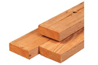Red Class Wood ligger