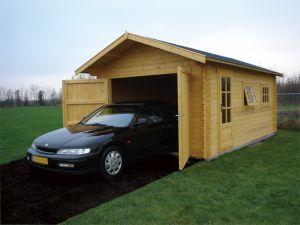Garage 3755 Interflex 375x550 cm - geïmpregneerd