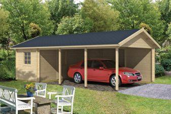 Carport Ever 770x430 cm