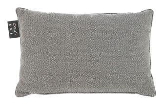Cosipillow knitted grijs warmte kussen 40x60 cm