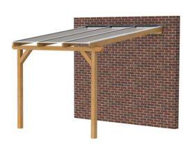 Douglas Veranda 400x400 cm helder