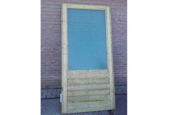 NR808 Wandelement groot raam design Excellent 101x218 cm