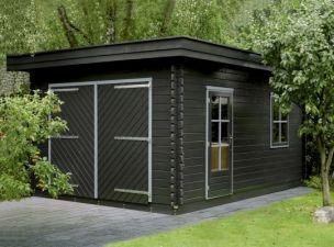 Garage Devon 350x500 cm 44 mm