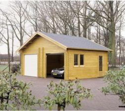 Garage Kent 650x500 cm