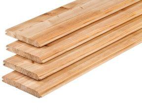 Lariks/douglas dakbeschot onbehandeld 1,8x14,5x400 cm
