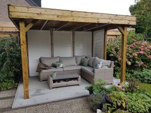 Living Modulair Excellent 300 - 390x280 cm incl. EPDM - Woerden