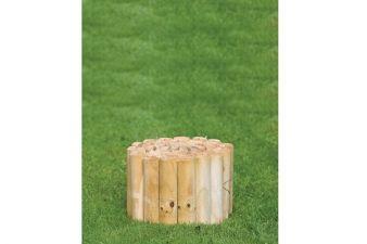 Rolborder geïmpregneerd 20x250 cm