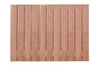 Tuinscherm Hoorn H130xB180 cm