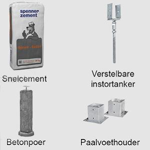 Verankeringsmaterialen