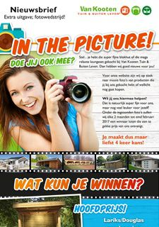 Nieuwsbrief extra uitgave fotowedstrijd